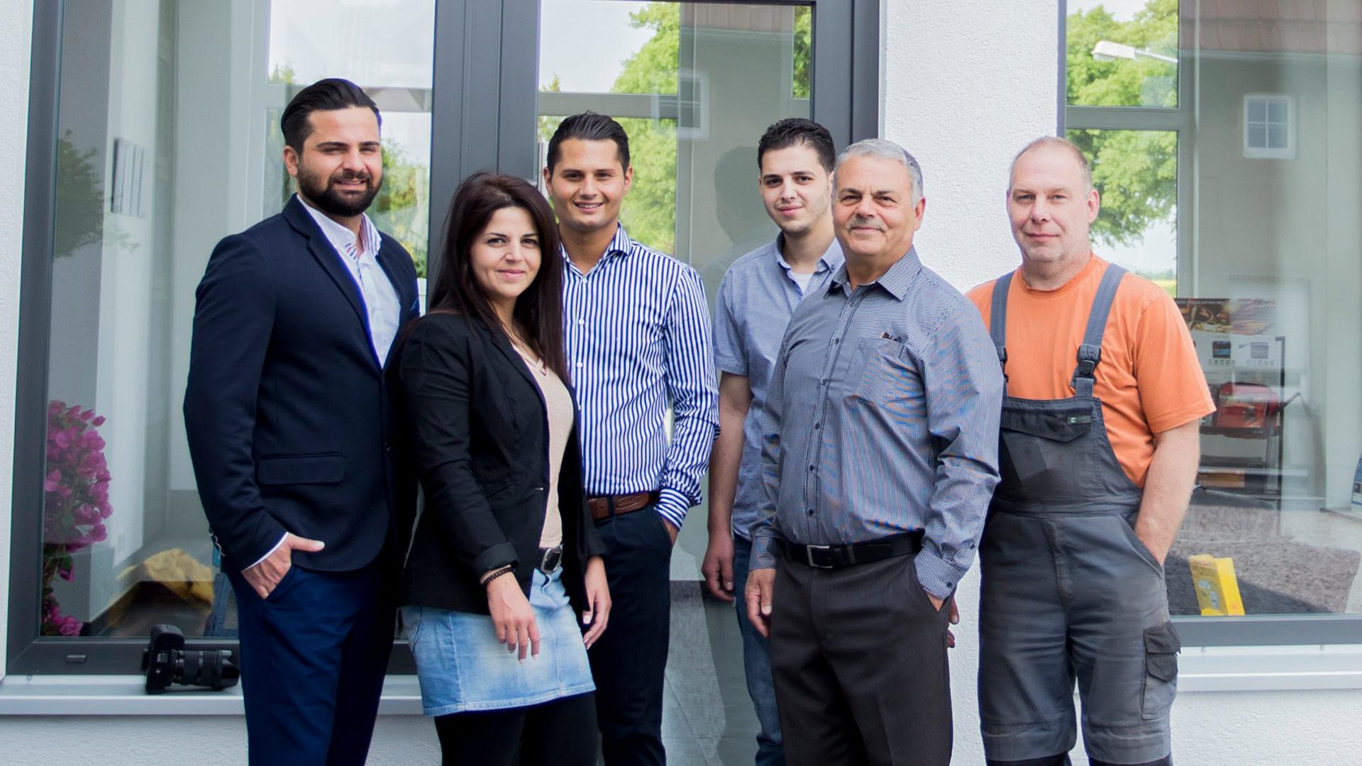 Das Team vom Autohaus Farhat Obernkirchen